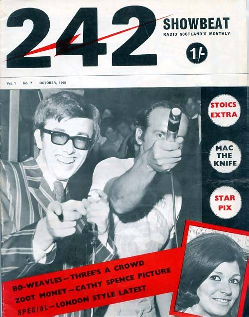 Cover of '242 Showbeat' no.7