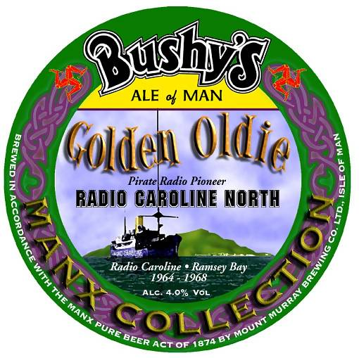 Golden Oldie beer