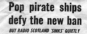Daily Record 15th August 1967