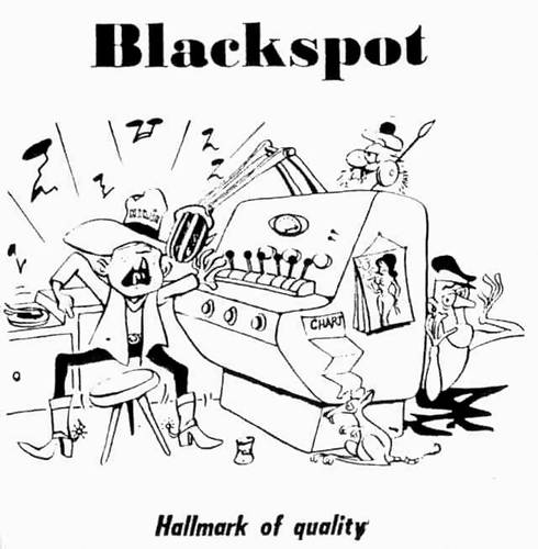 Blackspot cartoon