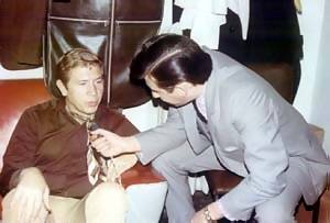 Don Allen and Buck Owens