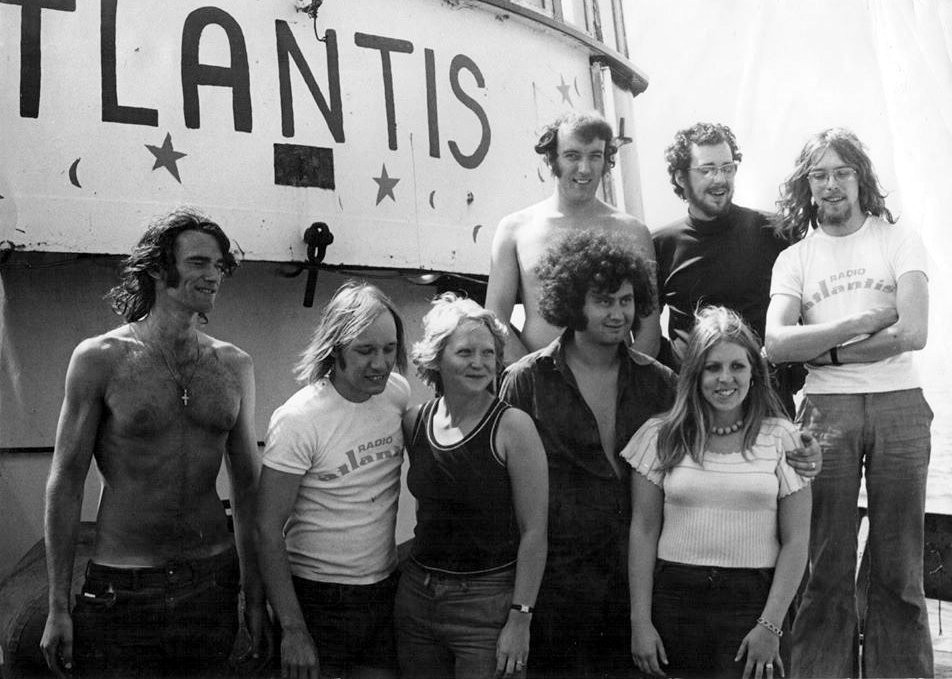 Radio Atlantis team