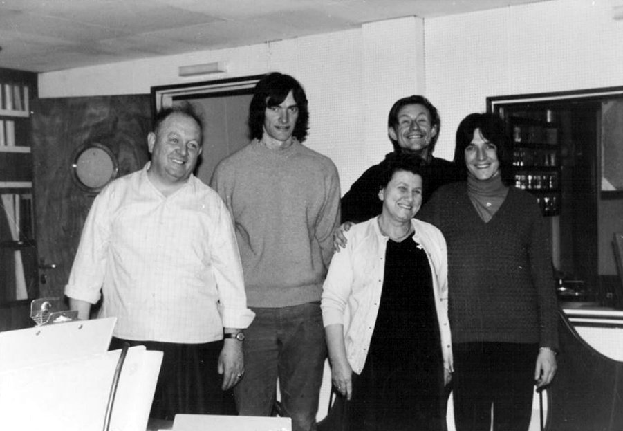Steve Merike, Bruno Brandenberger, Dave Rogers and others
