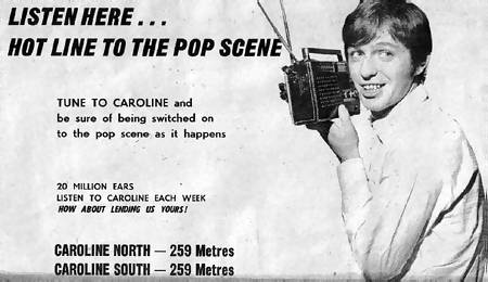 Radio Caroline advert