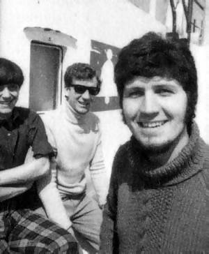 Tony Prince, Robbie Dale and Dave Lee Travis