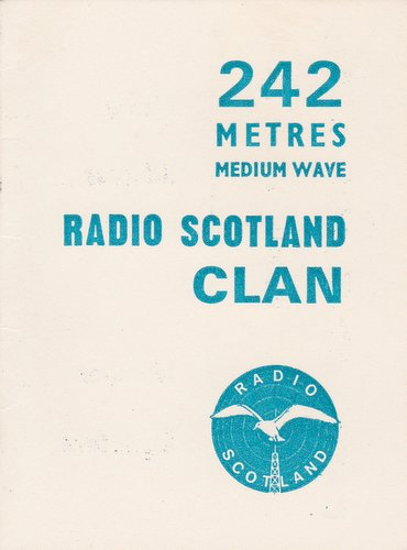 Radio Scotland Clan membership card