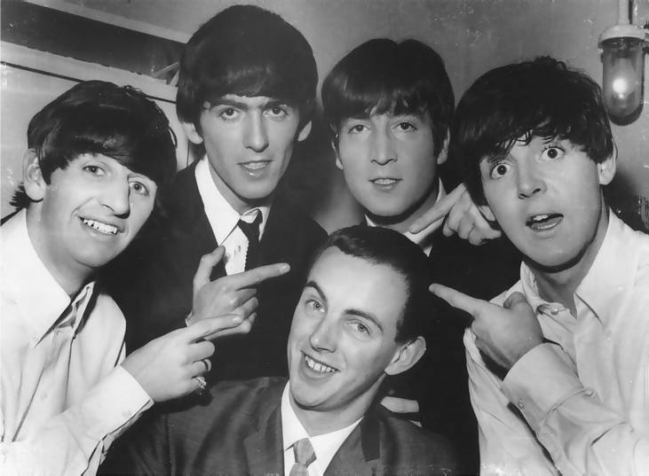 The Beatles with Ray Teret