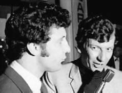 Robbie Dale and Tom Jones