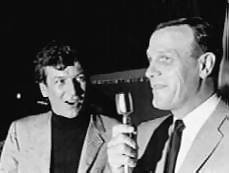 Robbie Dale and Eddy Arnold