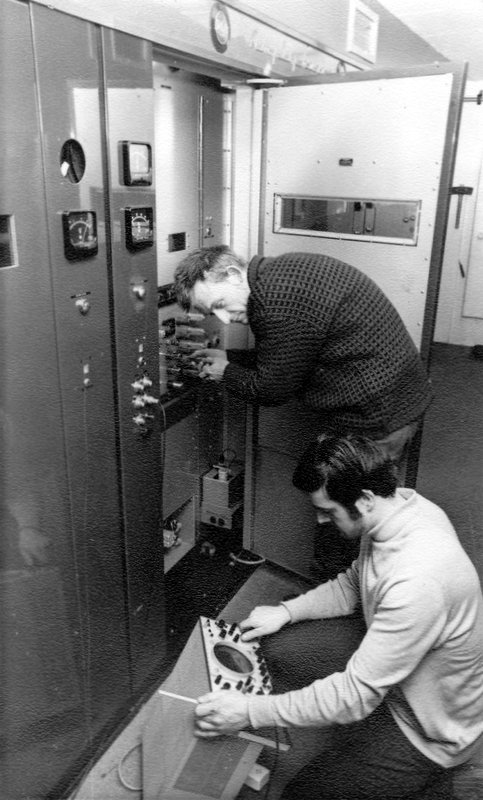 transmitter engineers