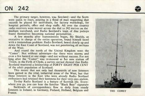 Radio Scotland booklet, page 7