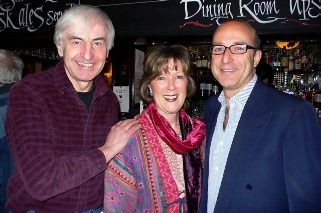 Sylvan with Roger Day and Paul McKenna